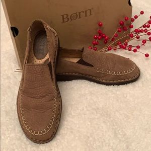 🌿BORN LEATHER LOAFERS💕
